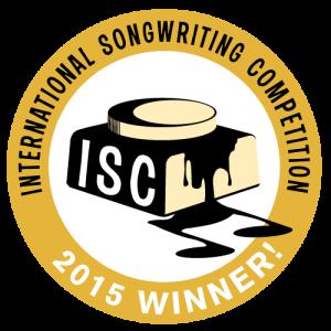 ISC2015WINNER