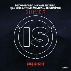 SHIVER has been unleashed! My collab with these bosses @djdiegomiranda @michaelteixeira @rich_djay and Antonio Mendes LINK IN MY BIO- Check it out! ⚡️⚡️⚡️✨✨✨